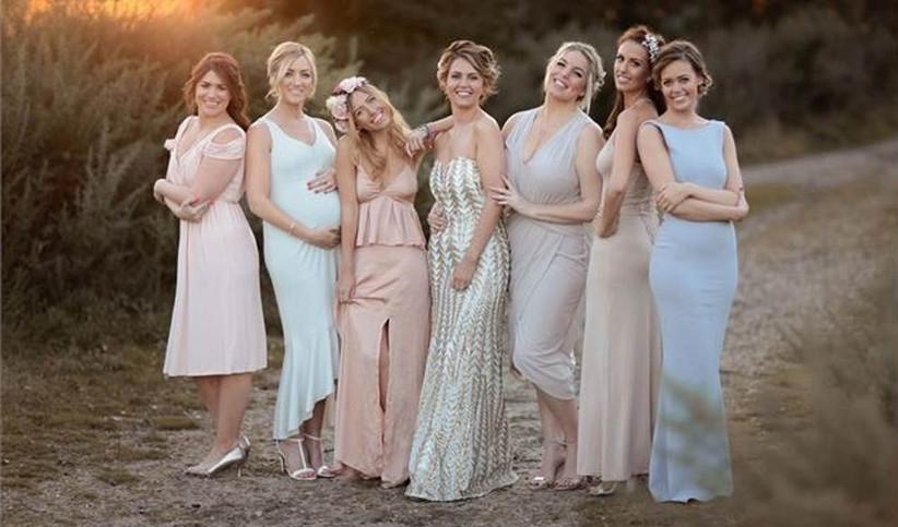 gorgeous-bridesmaids
