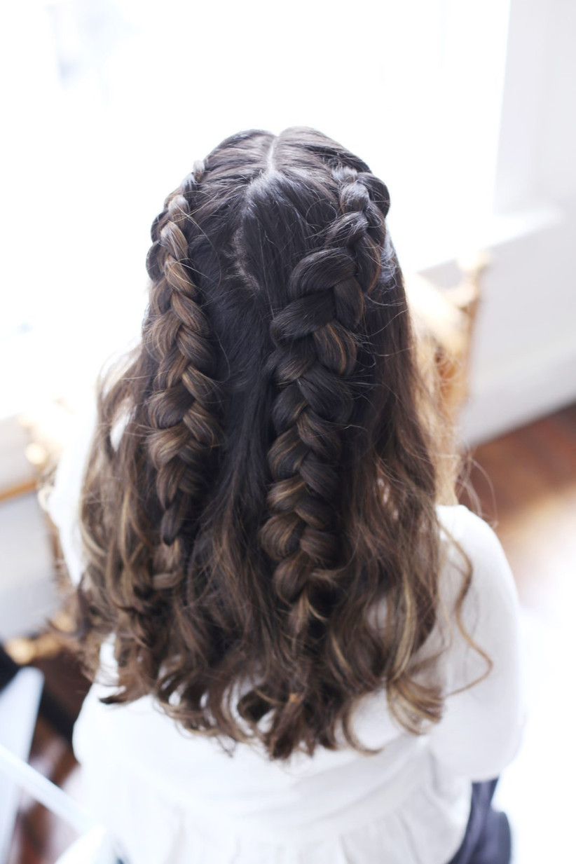 Best wedding hairstyles for long hair 12