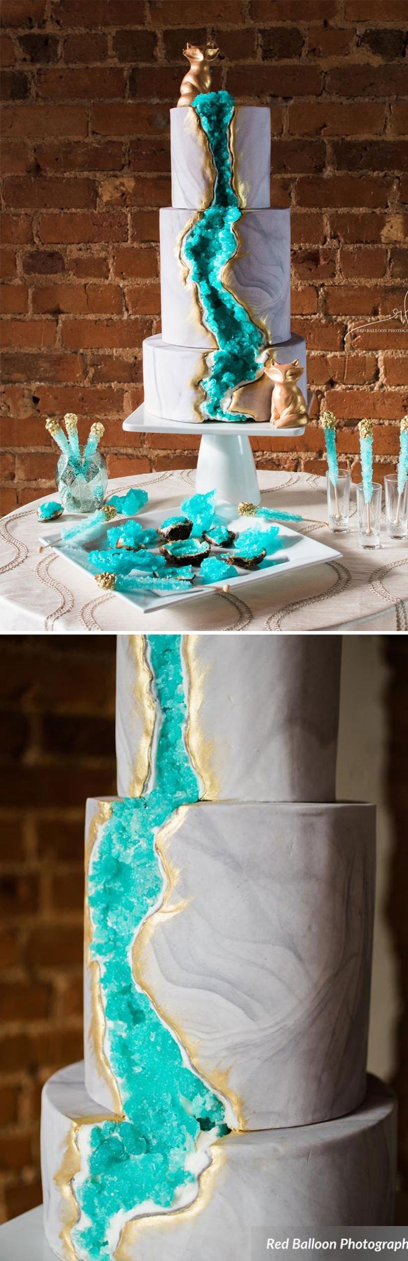 geode-wedding-cakes