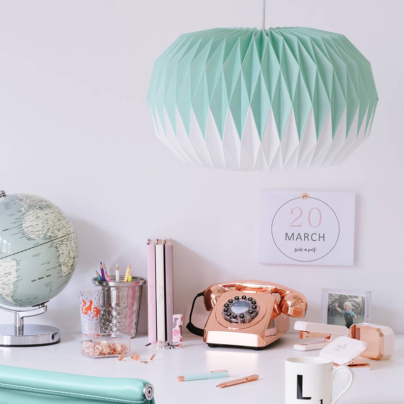 original_paper-origami-style-lampshade-in-mint-green
