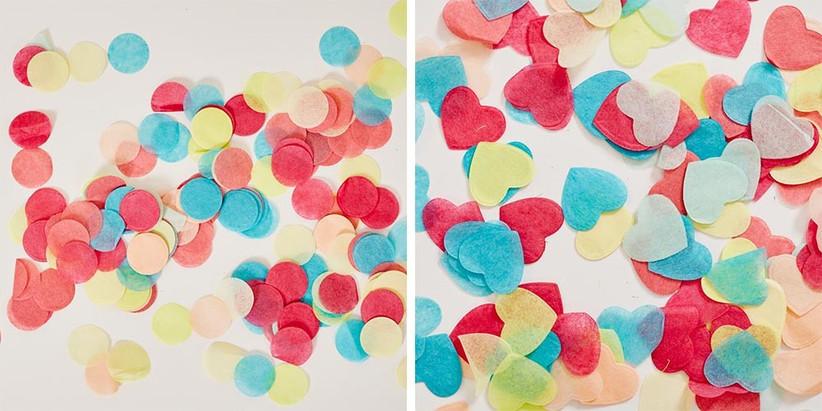 circular-and-star-shaped-wedding-confetti