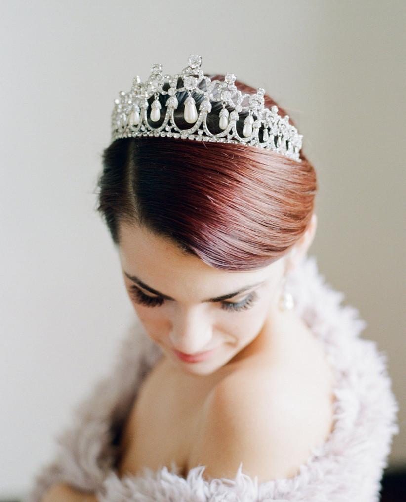 Eden Luxe Bridal Cambridge Tiara