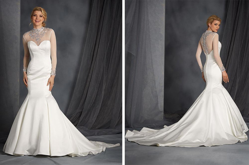 high-necked-long-sleeved-wedding-dress-perfect-for-a-church-wedding