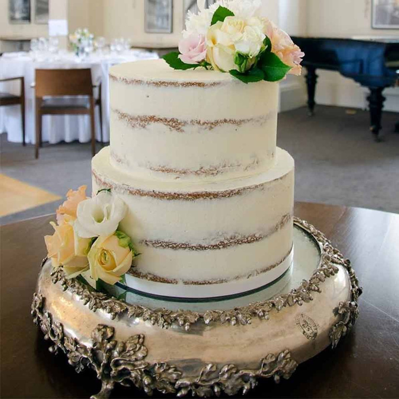two-tier-semi-naked-cake