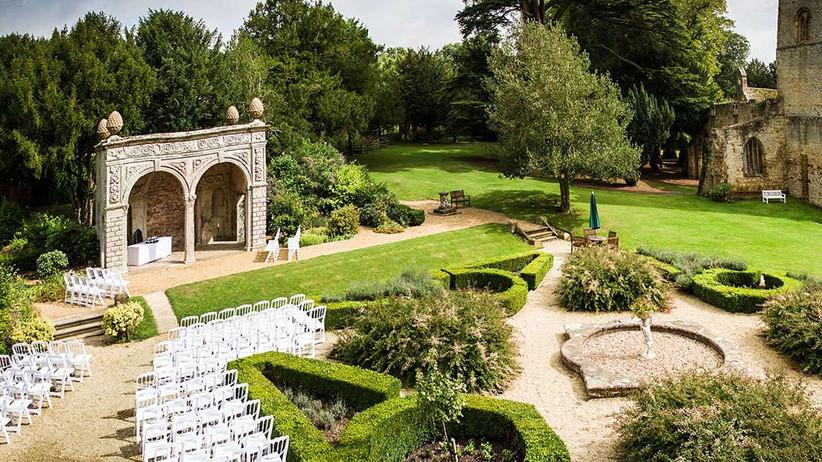 The Orangery at Ettington Park