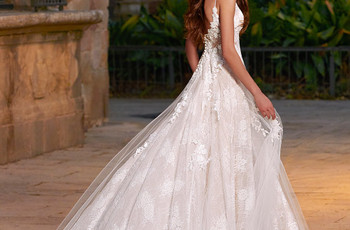 The 5 Best ÉTOILE Wedding Dresses 2021