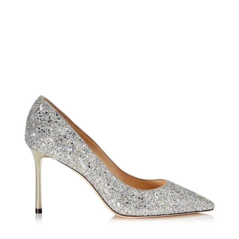 Sparkly Wedding Shoes Your Feet Deserve