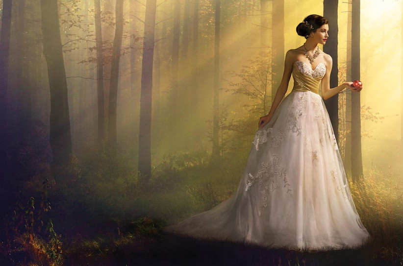 snow-white-inspired-disney-wedding-dress