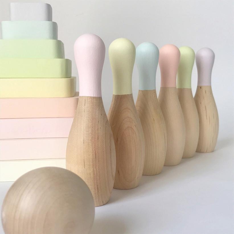 pastel-bowling-pins