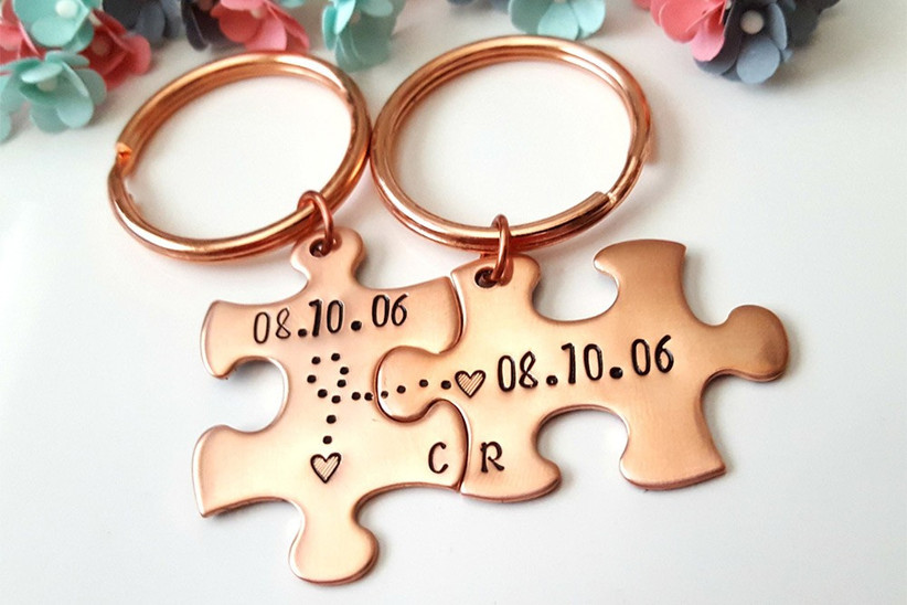 7th Wedding Anniversary 33 Gift Ideas For Your Copper And Wool Anniversary