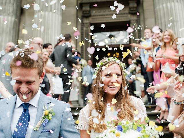 The Secrets to Amazing Outdoor Wedding Photography