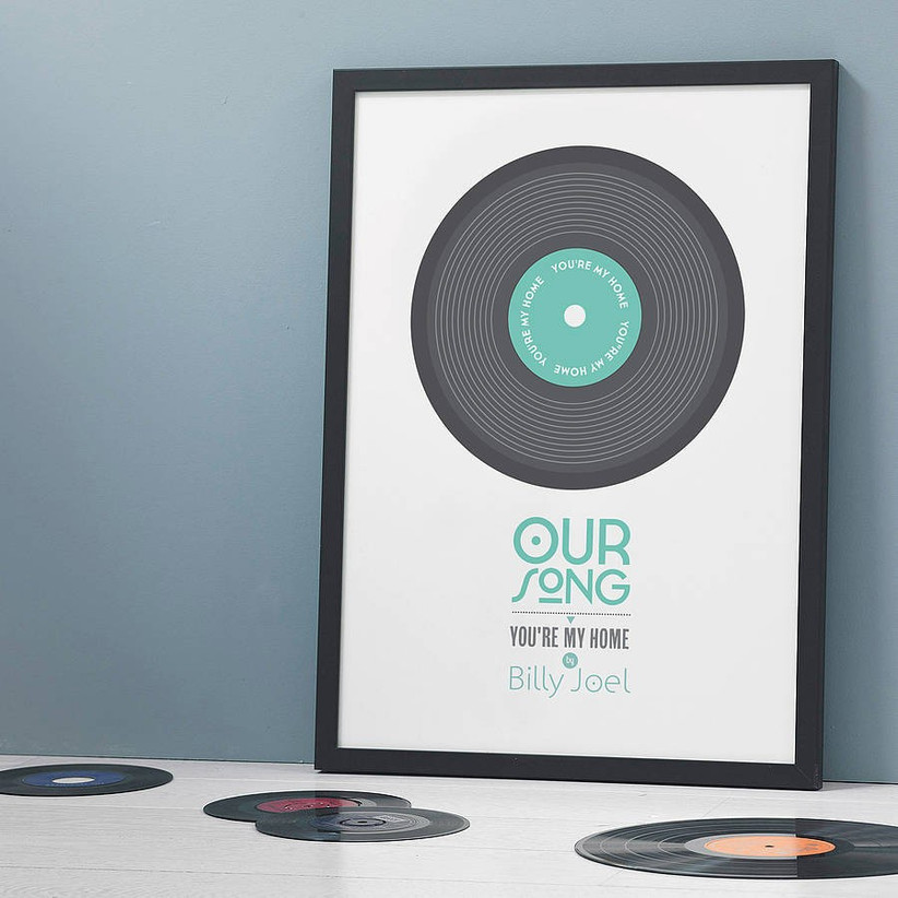 our-song-print-gift-idea