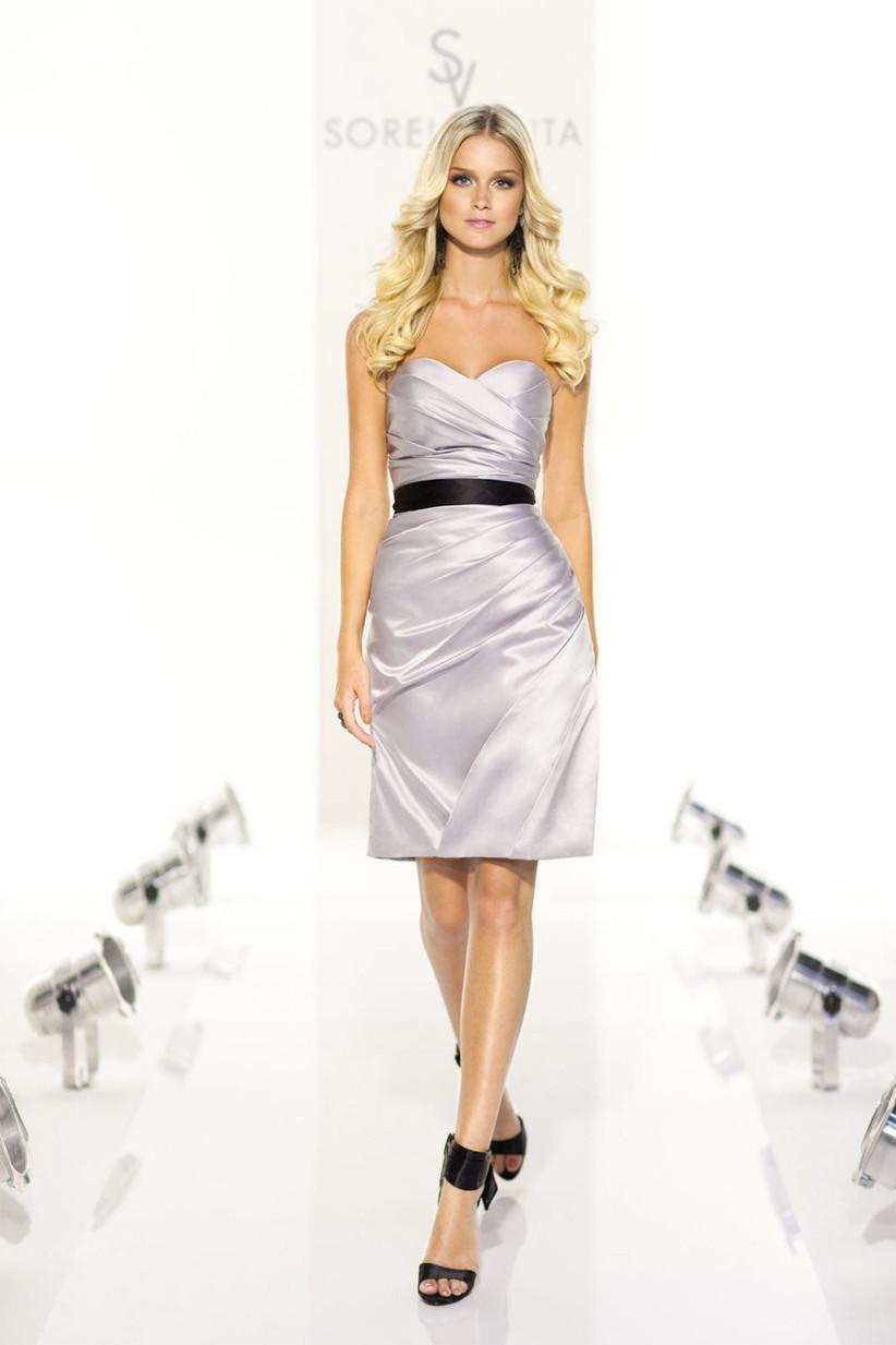 silver-bridesmaid-dress