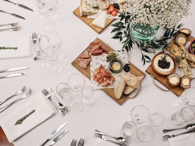 Our Complete Guide to Wedding Catering