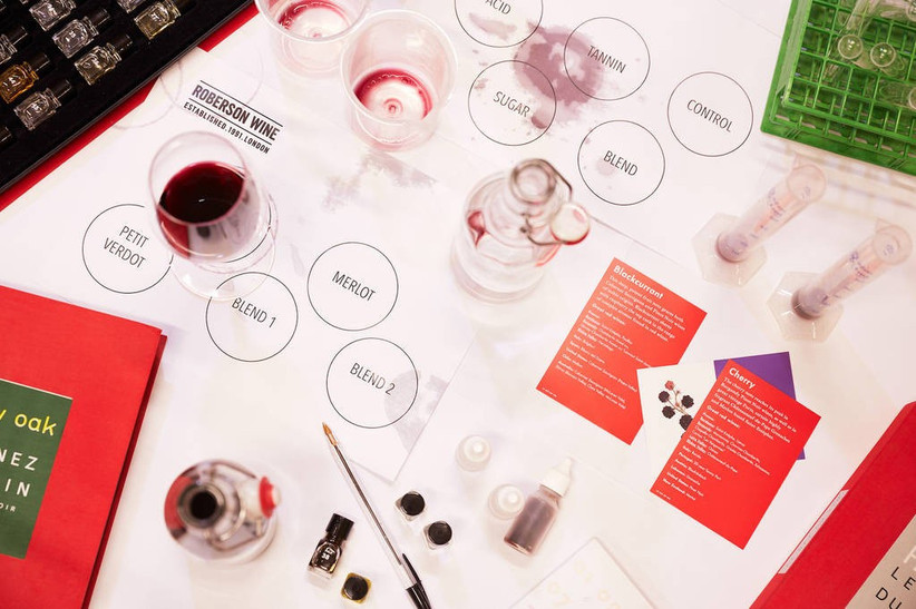 wine making class for two