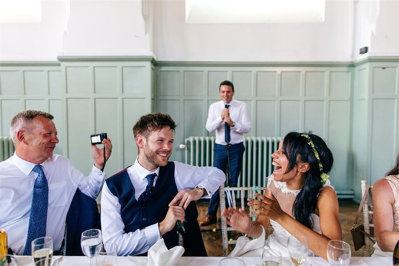 Brother's Best Man Speech Structure You Have a Sister