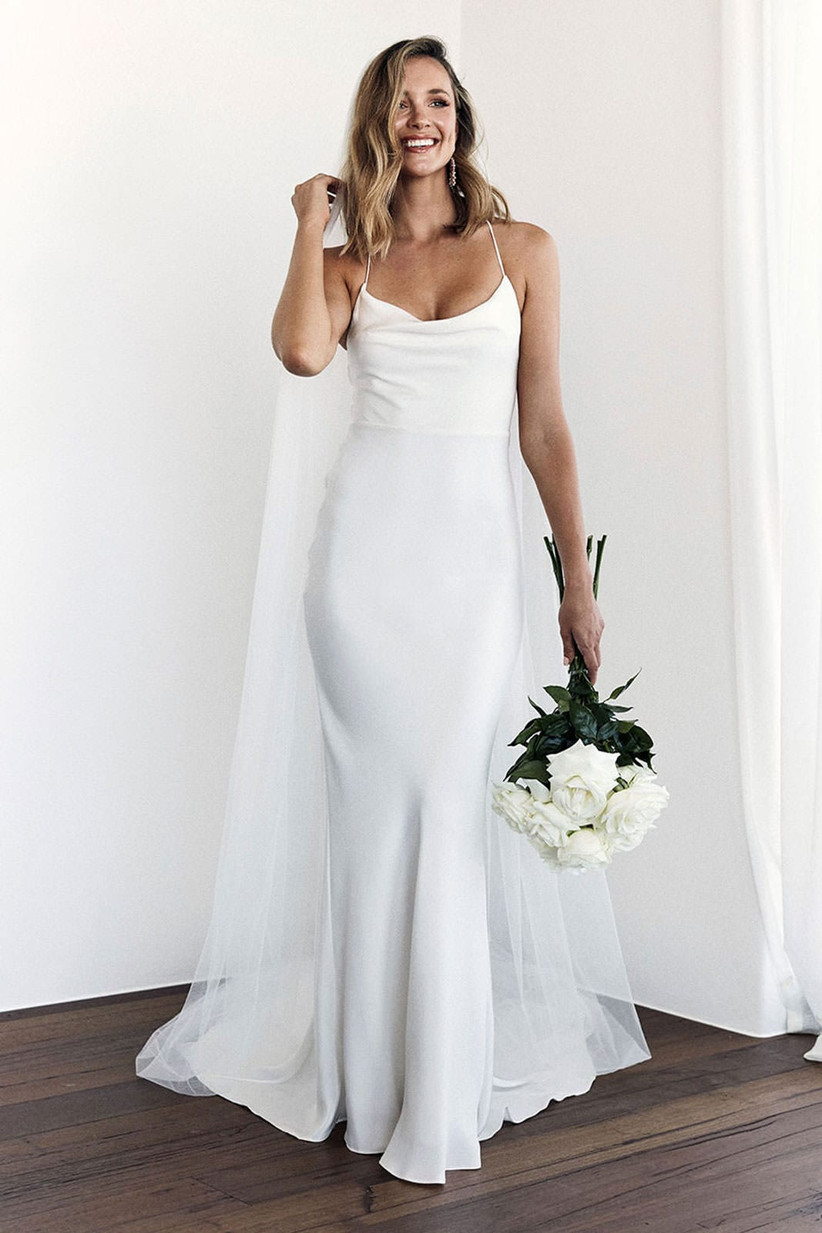 51 Best Simple Wedding Dresses For 2020 2021