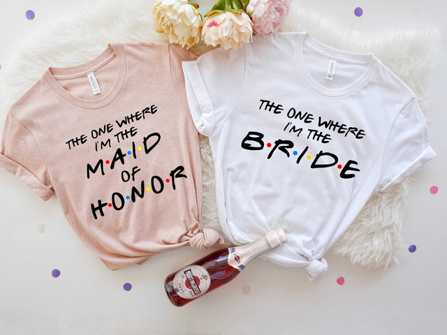 13 of the Coolest Friends-Themed Wedding Ideas