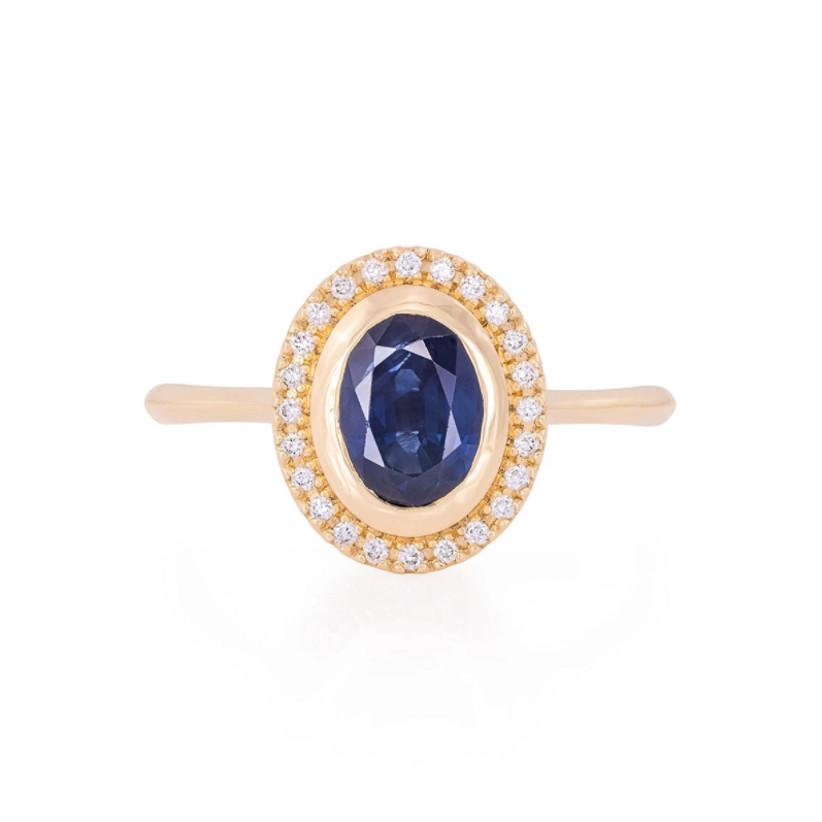 Luna sapphire