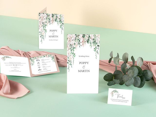 You Need to See This New Wedding Stationery Launch (P.S. It's Ours and It's Gorgeous!)