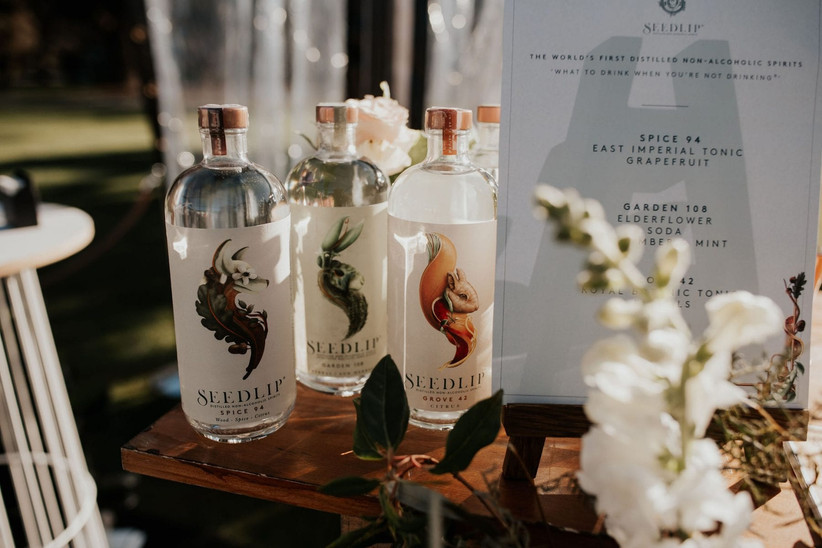 Alcohol Free Weddings