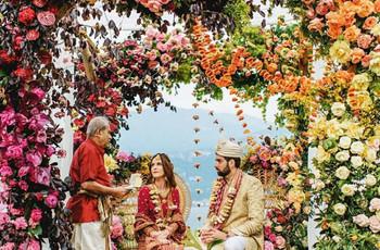 Religious Wedding Ceremony Order of Service: Christian, Muslim, Jewish, Hindu & Sikh Weddings