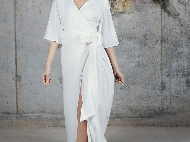 24 White Bridesmaid Dresses That Won't Upstage the Bride