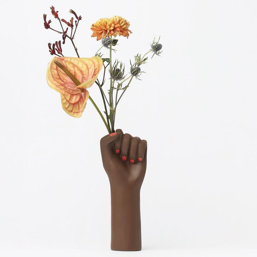 Arm vase