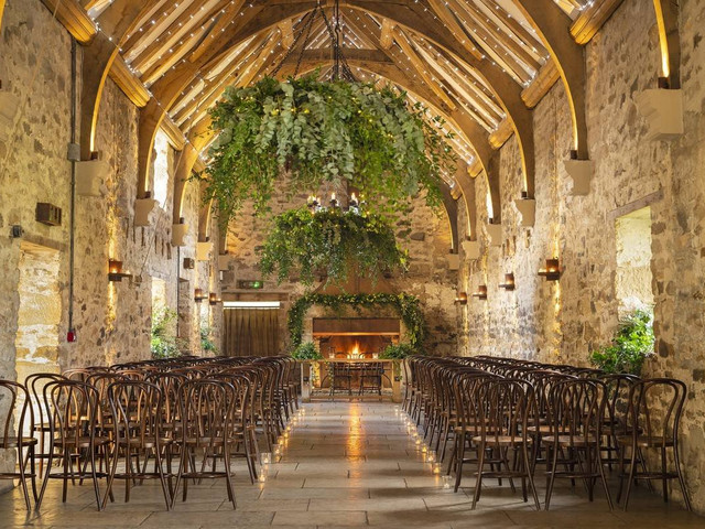 The 5 Most Popular Wedding Venues on Pinterest in the UK