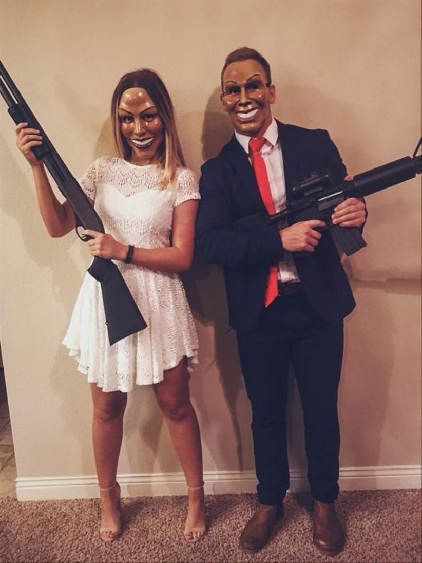Couples Halloween Costumes purge