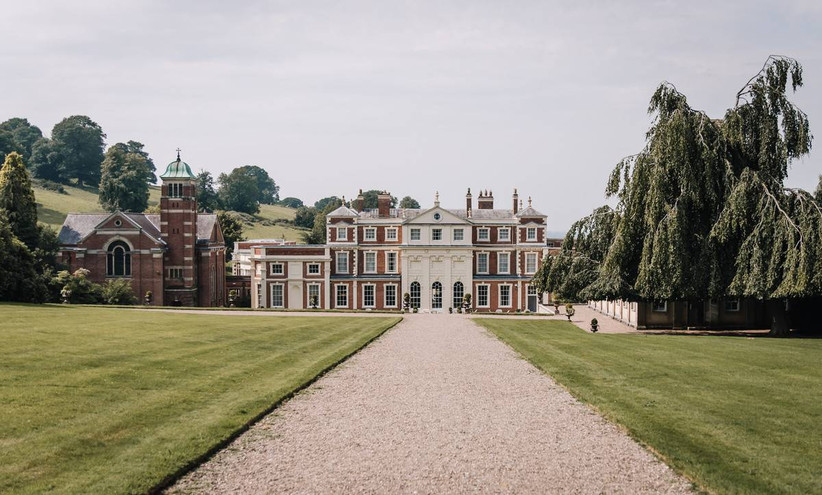 Large country house wedding venue