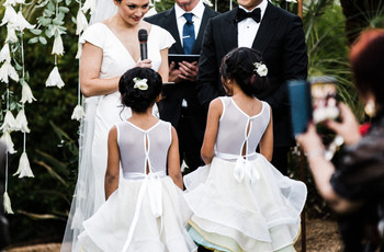 Children at Weddings: Everything You Need to Consider