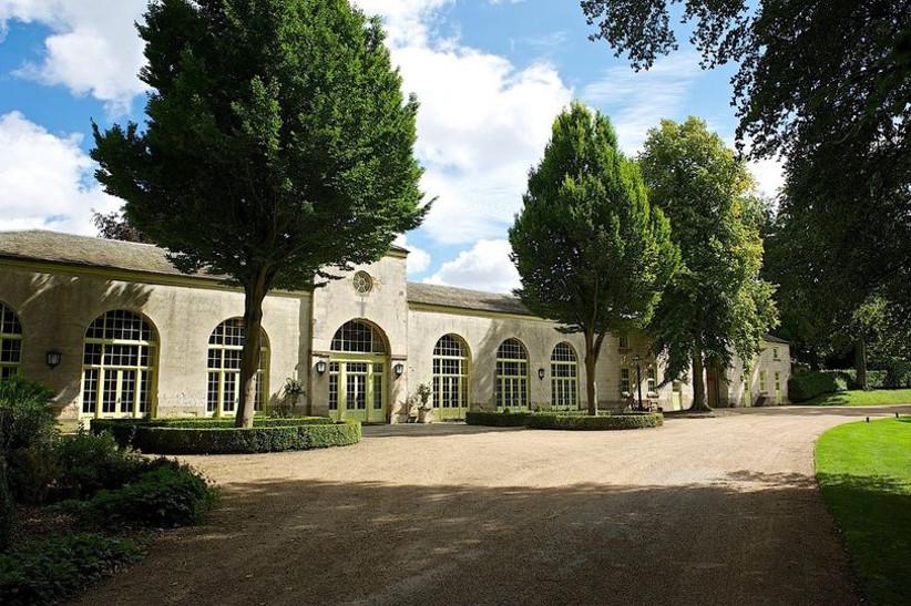 Orangery wedding venue