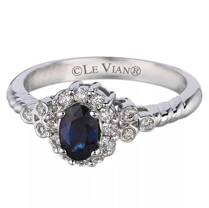 Ernest vanilla gold ring