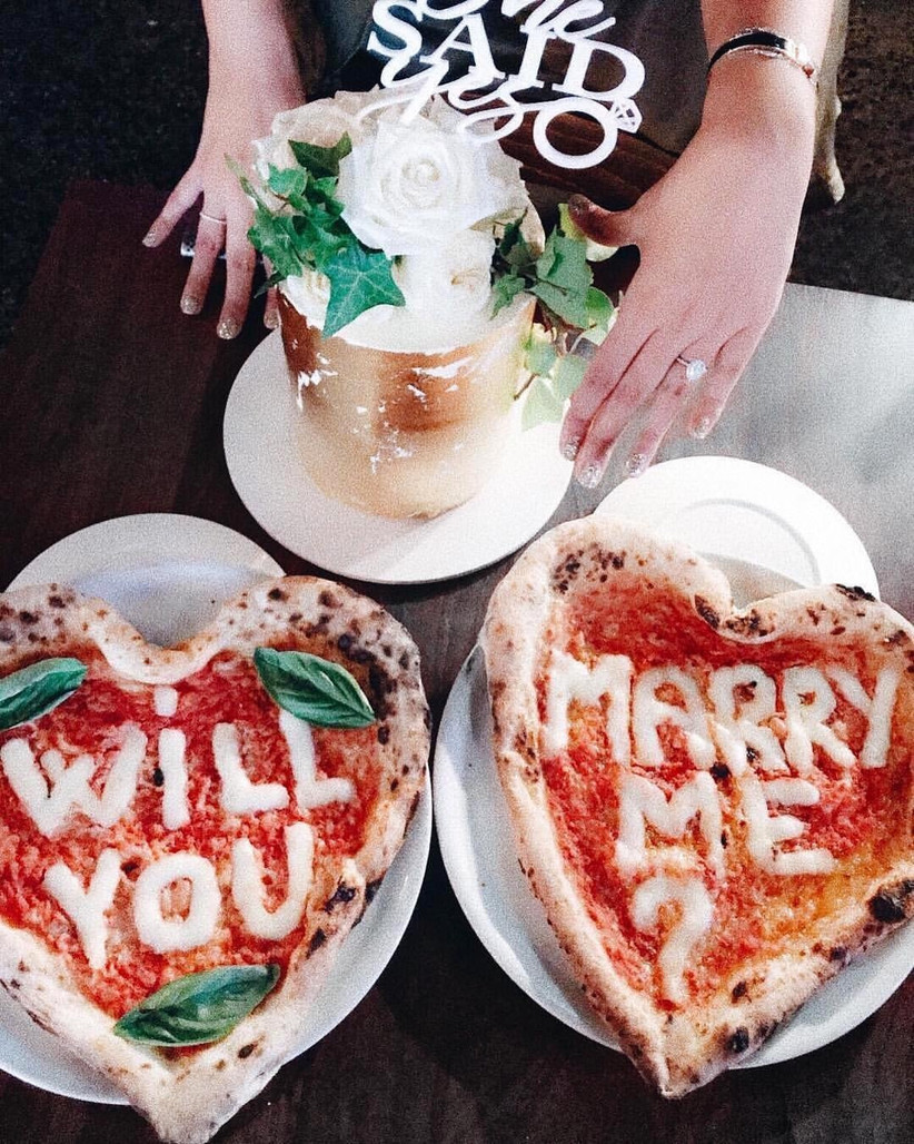marry me pizza