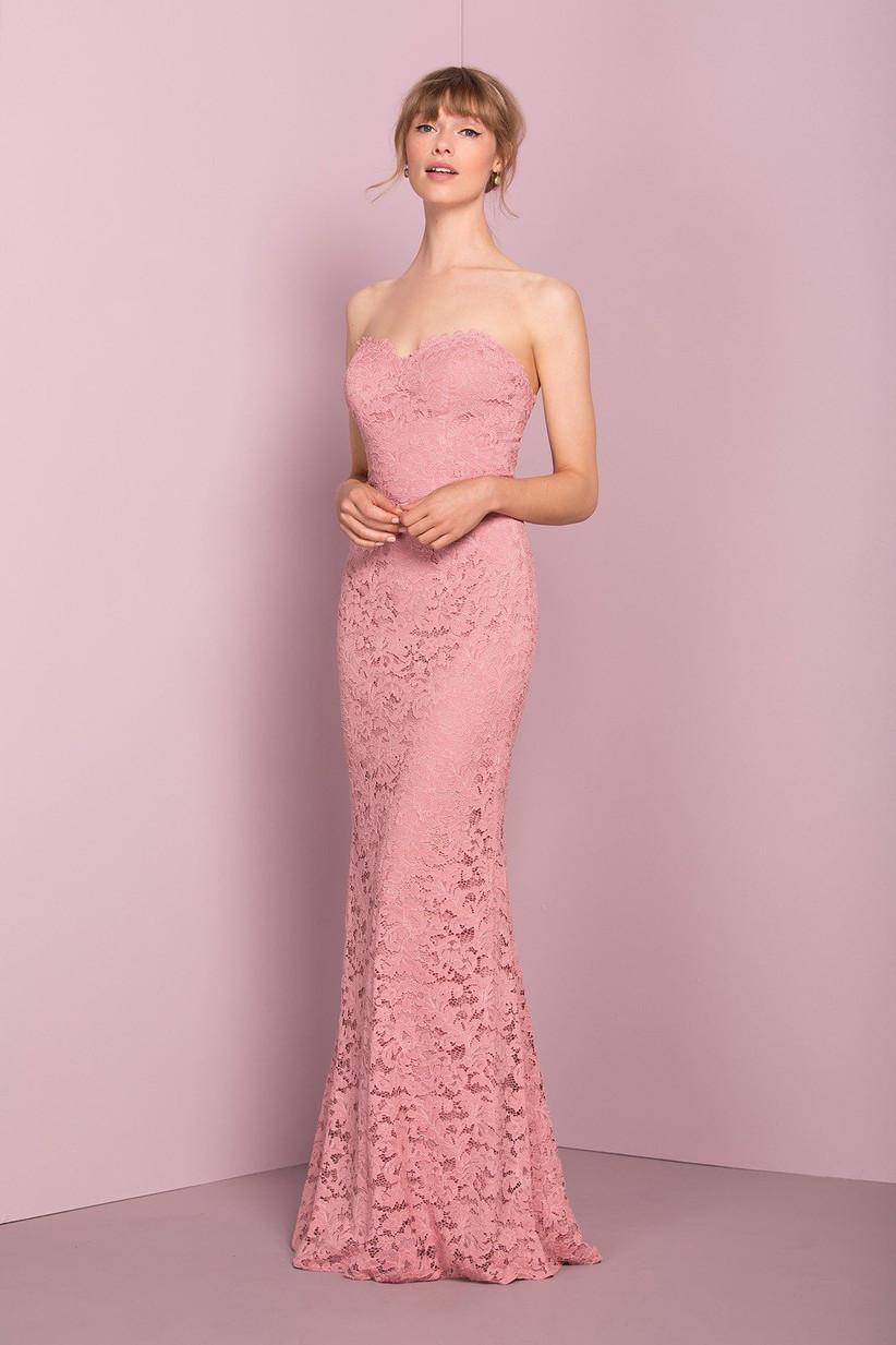 Kelsey Rose 12545F - pastel bridesmaid dresses