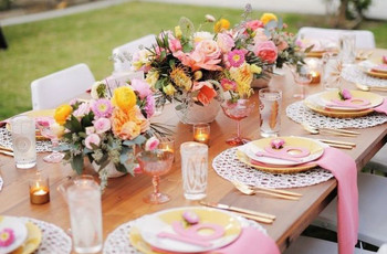 33 Spring Wedding Colour Palette Ideas for 2021