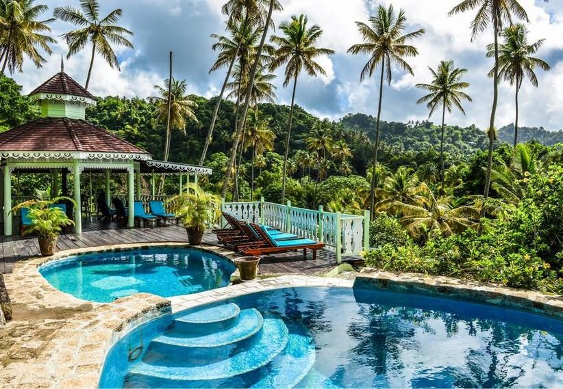 Most Popular Honeymoon Destinations Caribbean St Lucia