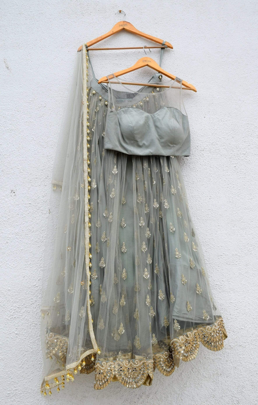 Indian wedding guest outfit 6