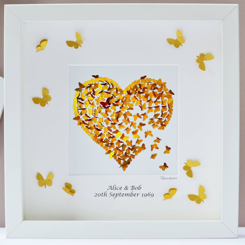Anniversary Gifts For Parents The Best Presents For Your Mum And Dad Hitched Co Uk