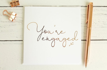 What to Write in an Engagement Card: 55 Engagement Wishes