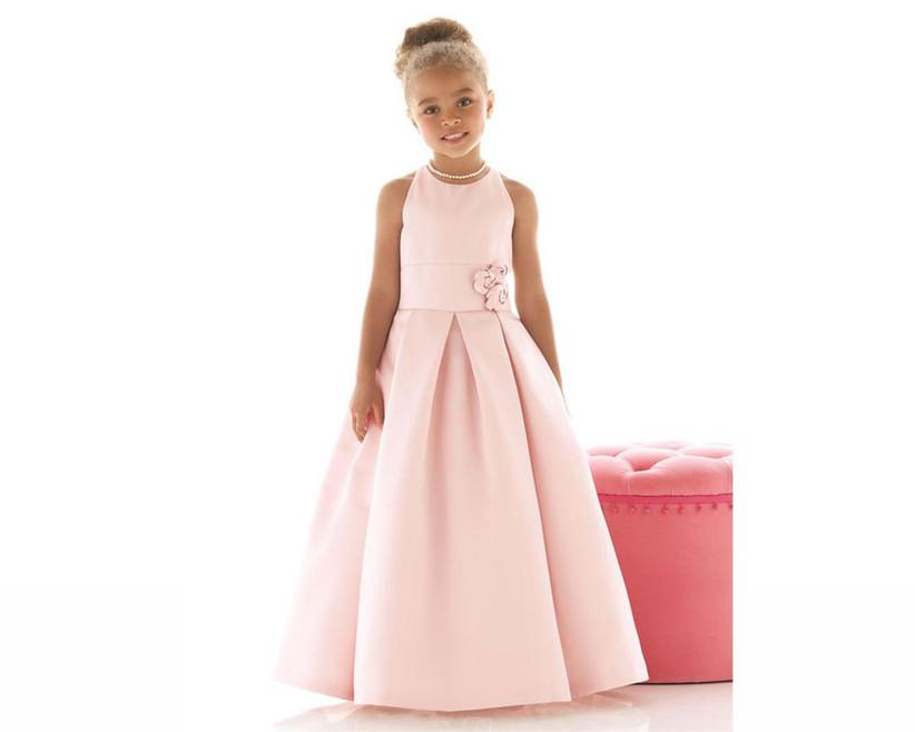 dessy-pink-full-length-flower-girl-outfit