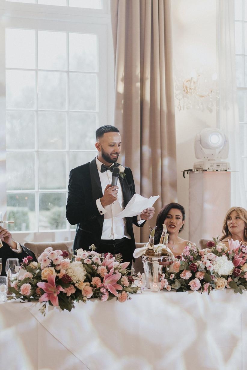 Sarah-Jane and Sonny - Rushton Hall Wedding