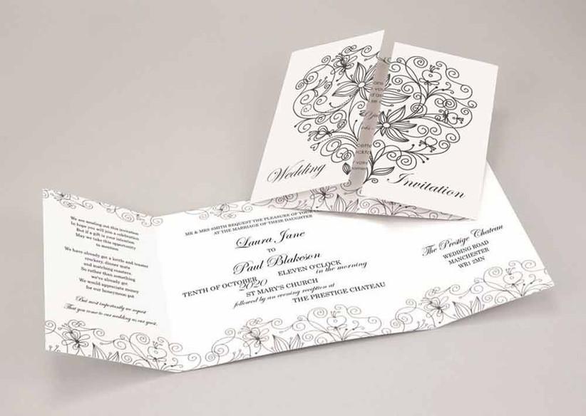 monochrome-wedding-stationery