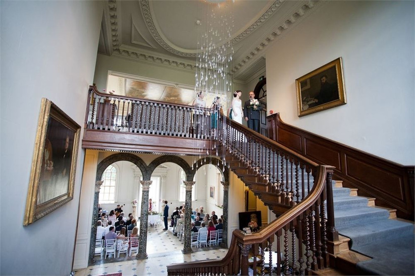 Chicheley Hall Hotel Wedding Venues 2