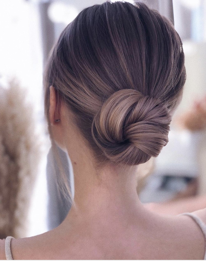 Best wedding hairstyles for long hair 25