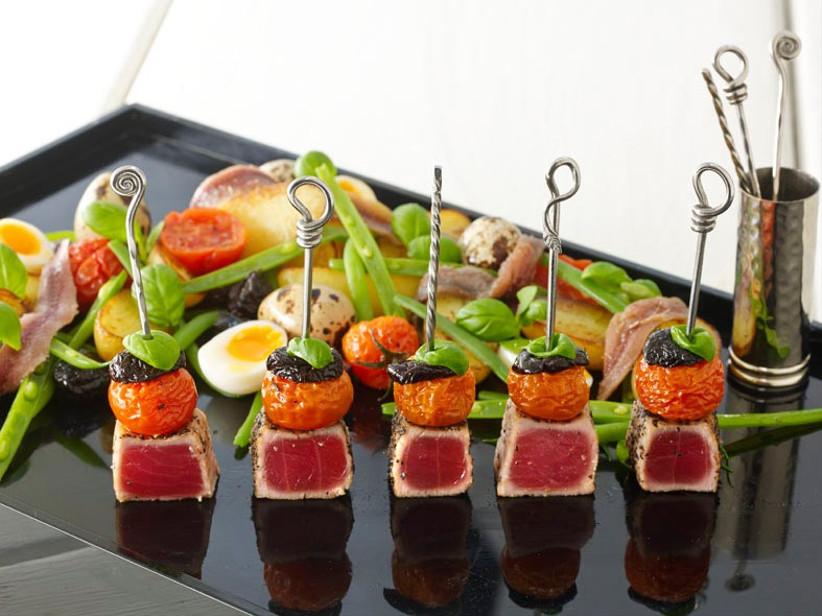 tuna-canapes
