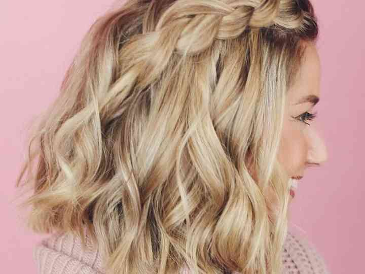 Half Up Half Down Hair Hitched Co Uk