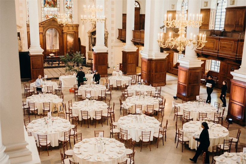 Wedding Venues with Large Capacity 2