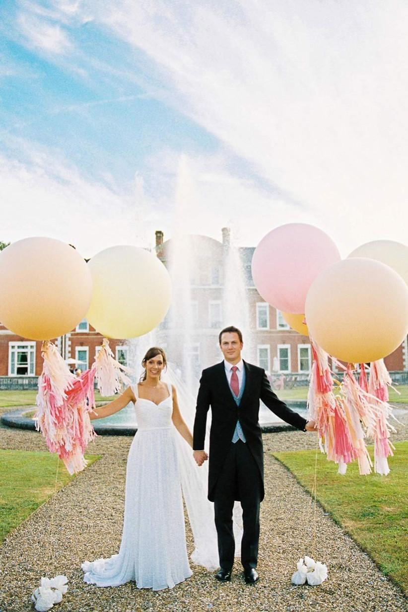 Fetcham-park-wedding-balloons-portrait